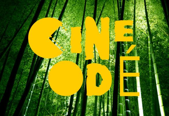 Logo ilustração bambu